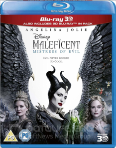 Maleficent Mistress of Evil 3D SBS 2019
