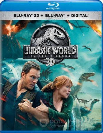 Jurassic World Fallen Kingdom 3D SBS 2018