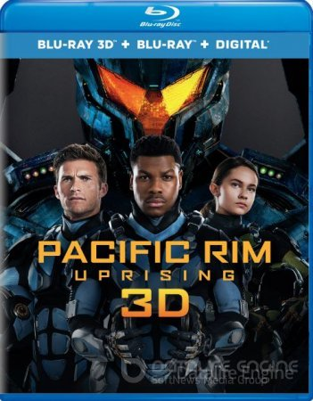 Pacific Rim Uprising 3D SBS 2018