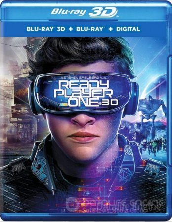 Ready Player One 3D SBS 2018