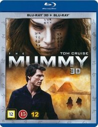 The Mummy 3D SBS 2017