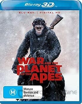 War for the Planet of the Apes 3D SBS 2017