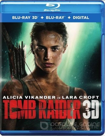 Tomb Raider 3D SBS 2018