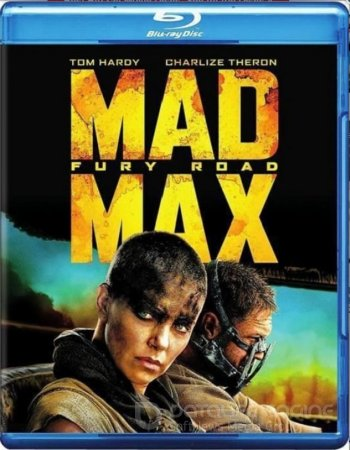 Mad Max: Fury Road 3D SBS 2015