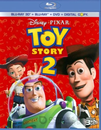 Toy Story 2 3D SBS 1999