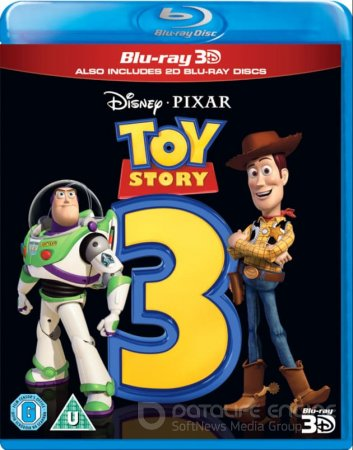 Toy Story 3 3D SBS 2010