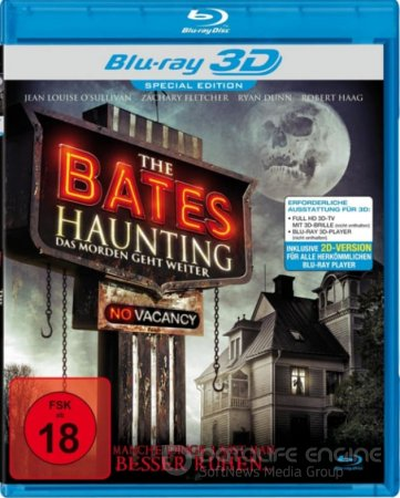 The Bates Haunting 3D SBS 2012