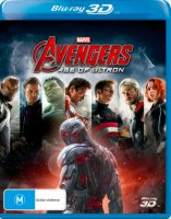 Avengers: Age of Ultron 3D SBS 2015