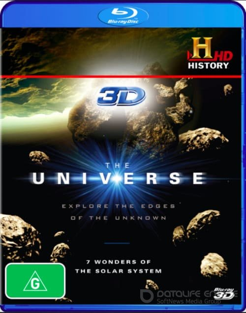 Universe: 7 Wonders of the Solar System 3D SBS 2010