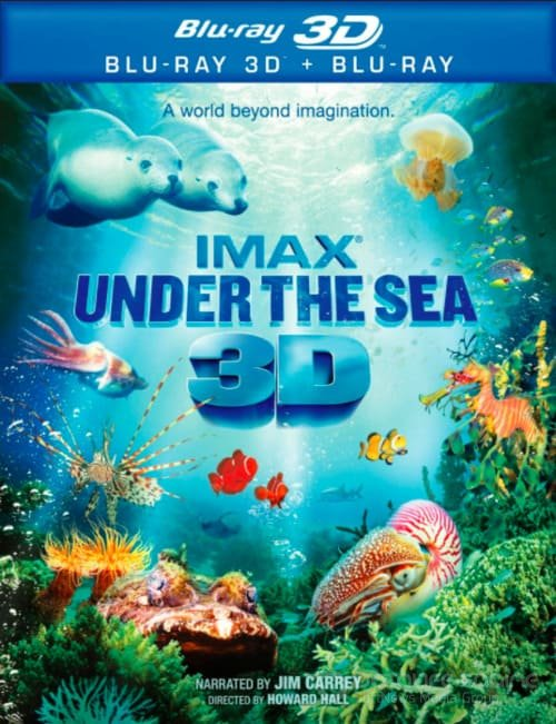 Under the Sea 3D SBS 2009