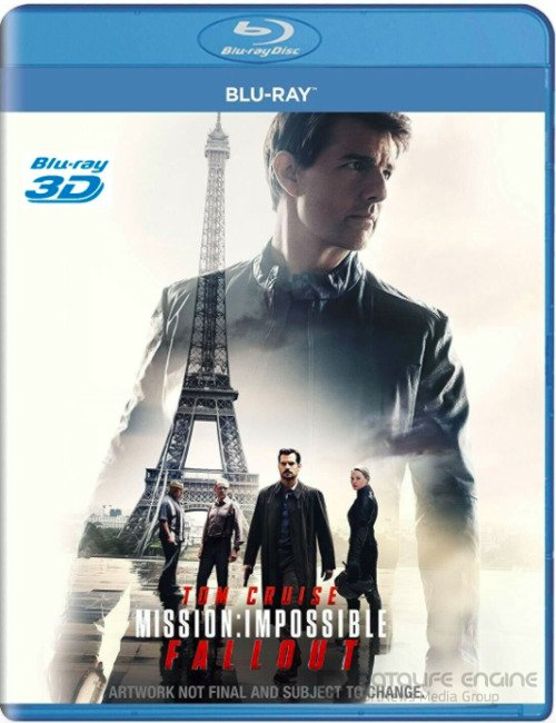 Mission: Impossible - Fallout 3D SBS 2018