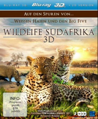 Wildlife South Africa I 3D SBS 2012