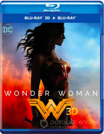 Wonder Woman 3D SBS 2017