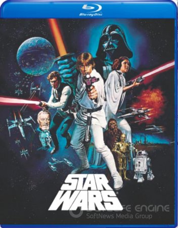 Star Wars: Episode IV - A New Hope 3D SBS 1977