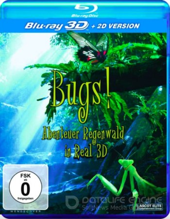 Bugs! A Rainforest Adventure 3D SBS 2003