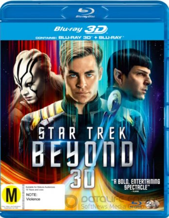 Star Trek Beyond 3D SBS 2016
