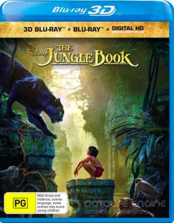 The Jungle Book 3D SBS 2016