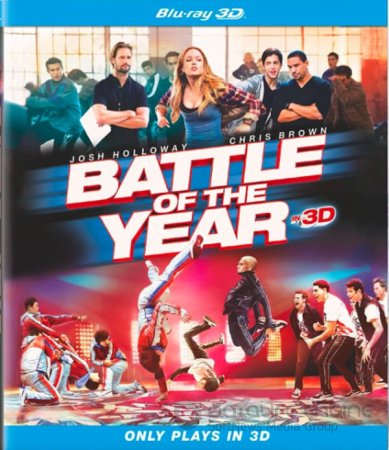 Battle of the Year 3D SBS 2013