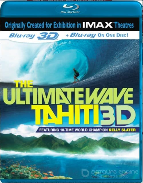 The Ultimate Wave Tahiti 3D SBS 2010