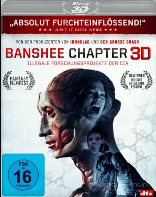 The Banshee Chapter 3D SBS 2012