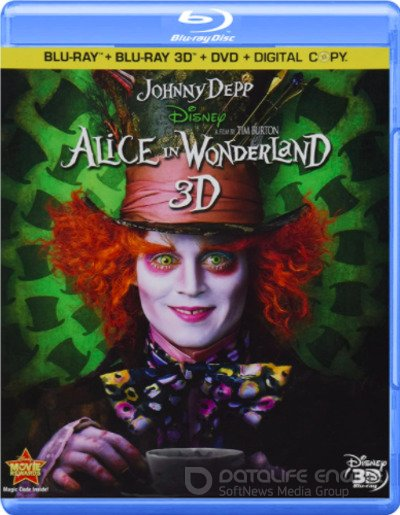 Alice in Wonderland 3D SBS 2010