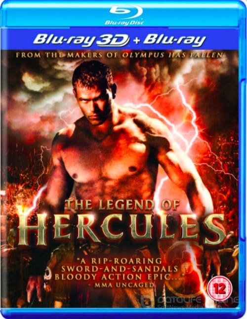 The Legend of Hercules 3D SBS 2014