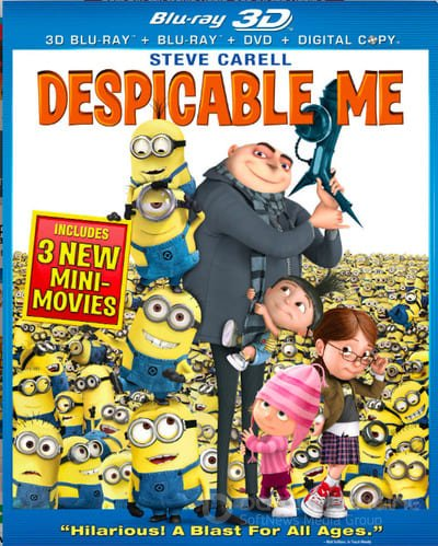 Despicable Me 3D SBS 2010