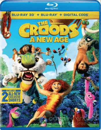The Croods A New Age 3D SBS 2020