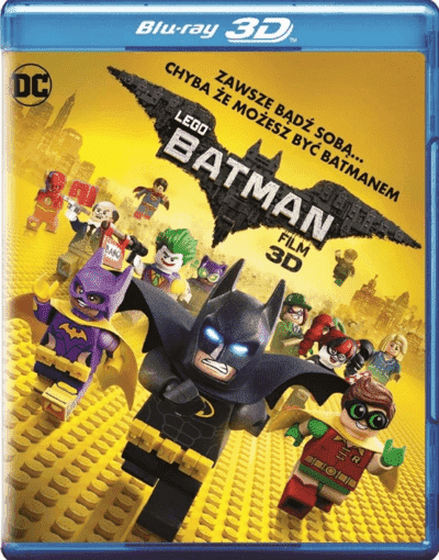 The LEGO Batman Movie 3D SBS 2017