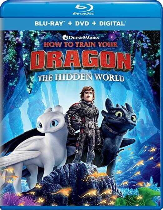 How to Train Your Dragon The Hidden World 3D SBS 2019
