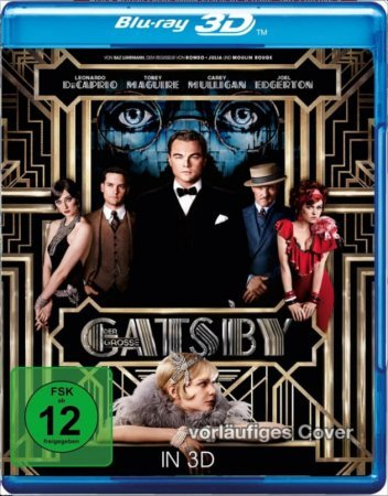 The Great Gatsby 3D SBS 2013
