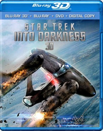 Star Trek Into Darkness 3D SBS 2013