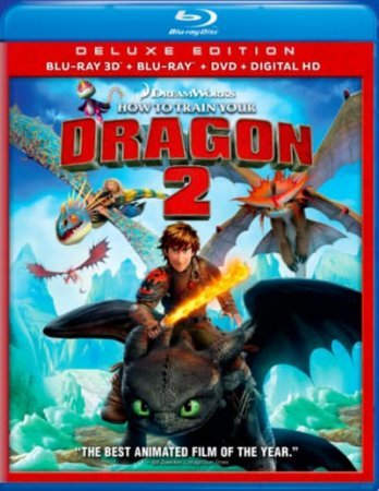 How to Train Your Dragon 2 3D SBS 2014