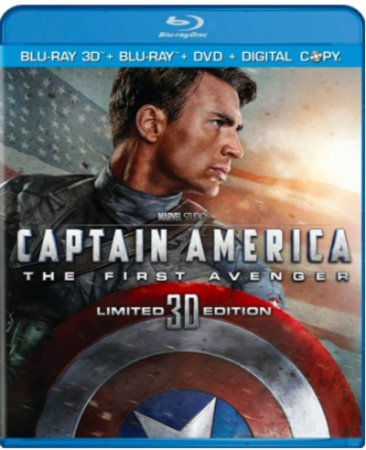 Captain America: The First Avenger 3D SBS 2011