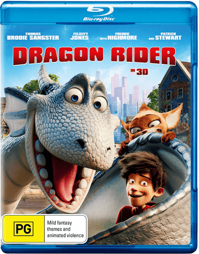 Dragon Rider 3D SBS 2020