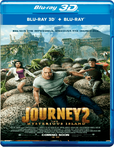 Journey 2: The Mysterious Island 3D SBS 2012