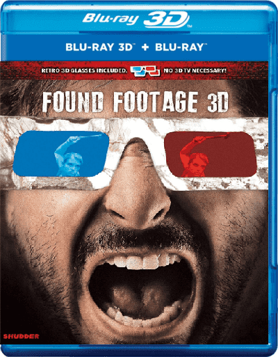 Found Footage 3D SBS 2016