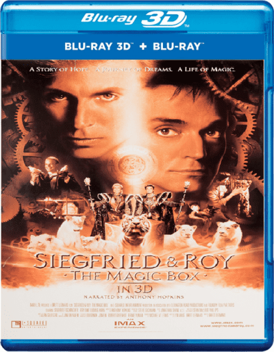 Siegfried & Roy Magic Box 3D SBS 1999