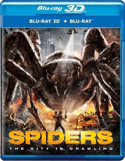 Spiders 3D SBS 2013