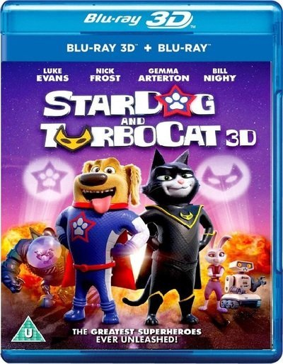 StarDog and TurboCat 3D SBS 2019